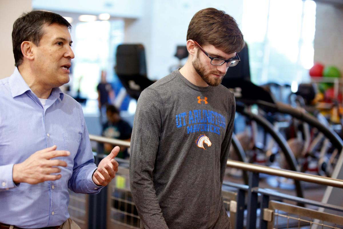 UTA's Mavs Wellness Series blends group therapy with physical activity