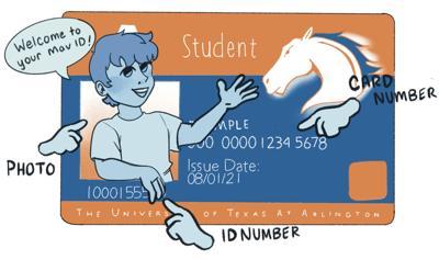 Maverick ID cards unlock various campus services, facilities