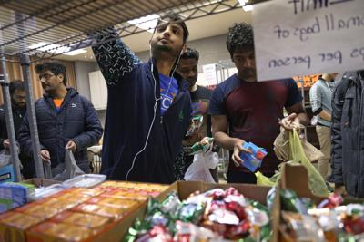 The UTA Food Pantry fights food insecurity with community goodwill