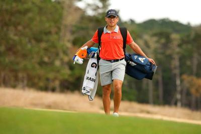 Men's golf team finishes third at Little Rock Invitational