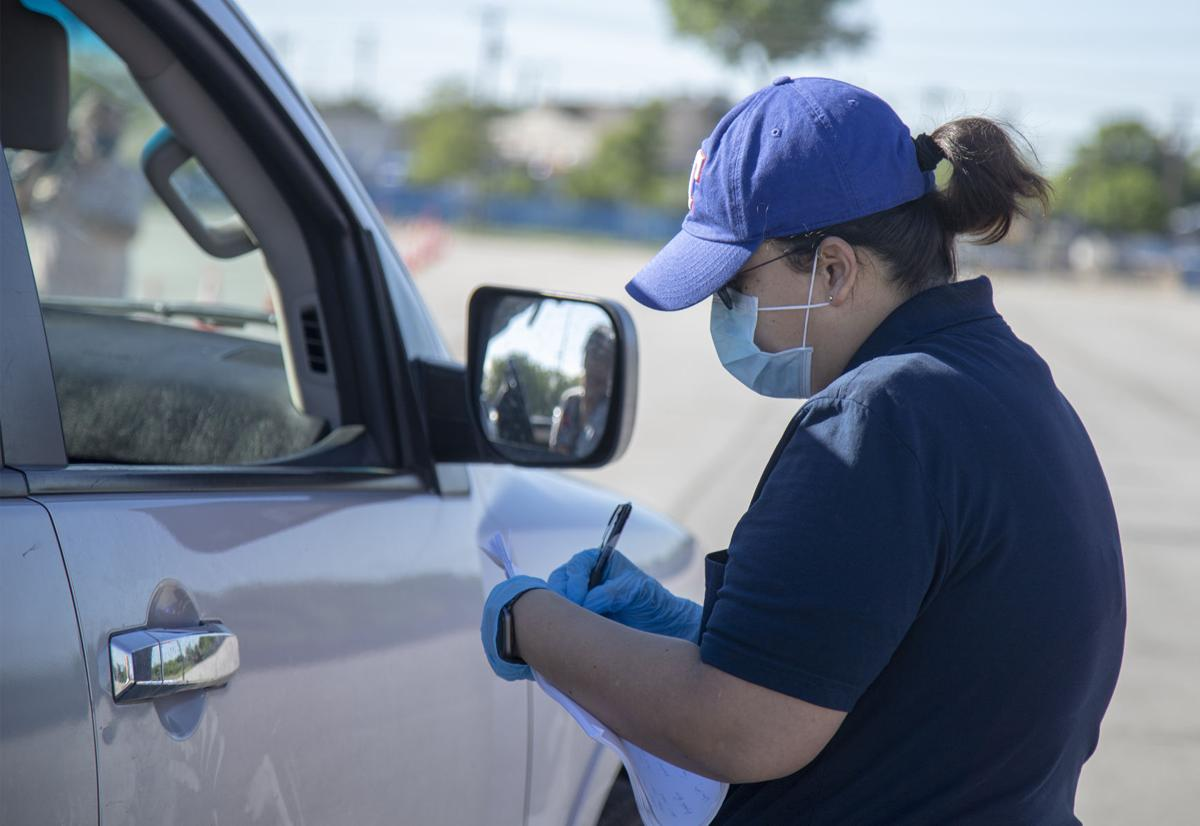 Tarrant County, partners distribute 44K free disposable face masks
