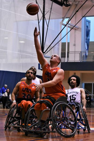Movin' Mavs place third at Dallas Wheelchair Maverick Invitational