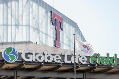 Arlington will host the 116th World Series