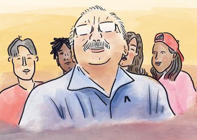 Casey Gonzales' 35-year legacy of championing diversity at UTA