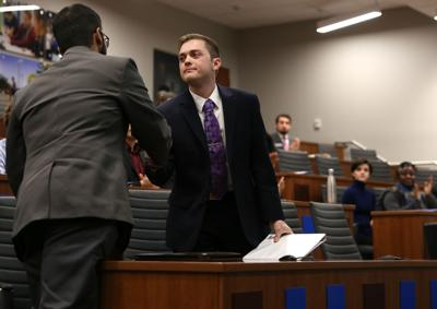 Student Senate appoints new chief of staff