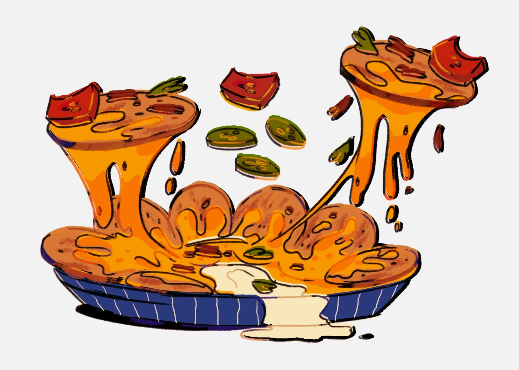 From Scratch: The Irish Nachos' forty-year reign of flavorful fame