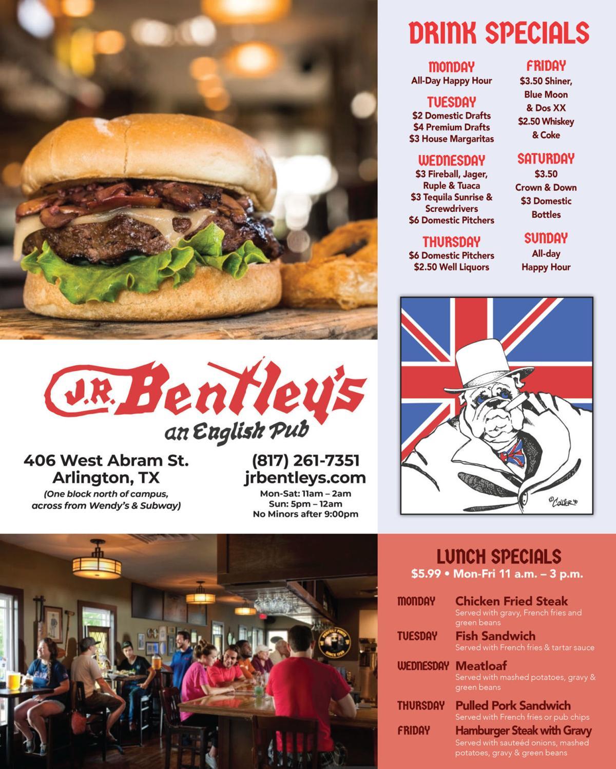 J.R. Bentley's