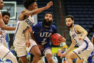 UTA men's basketball predicted to finish second in Sun Belt Conference