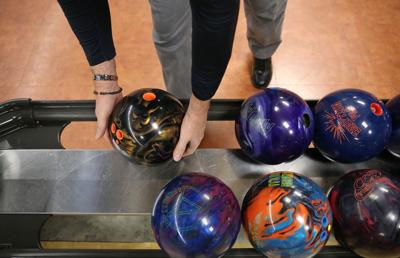 Bowling for bragging rights: UTA senior to compete against President Karbhari on the lanes