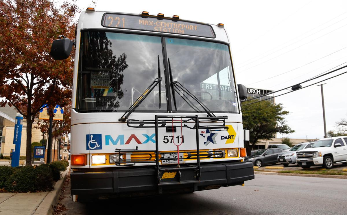 Arlington to fill transportation void with rideshare service