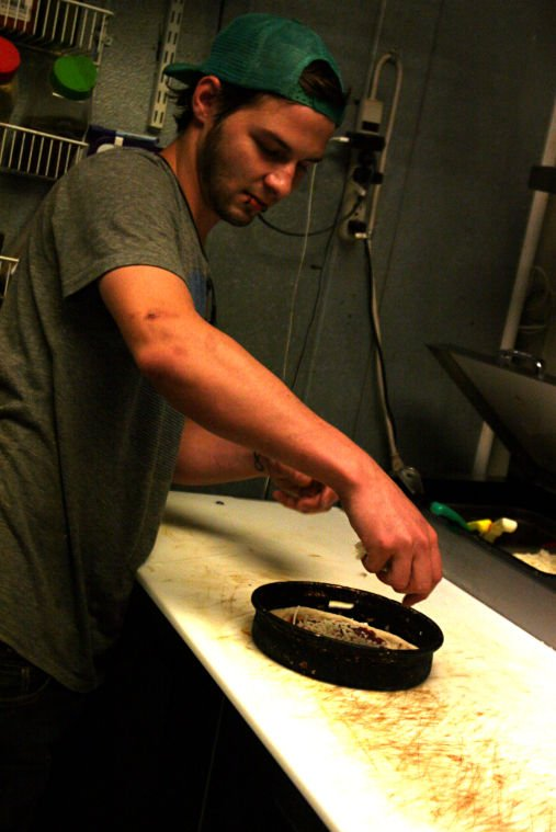 Derrick Ladd, former chef at Bentley's