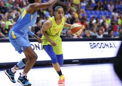 Dallas Wings trade four-time WNBA all-star Skylar Diggins-Smith to Phoenix Mercury