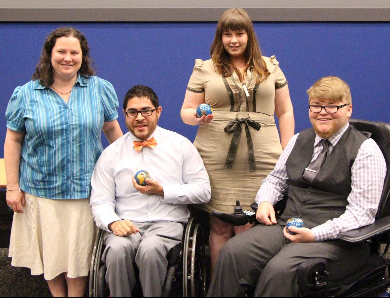 Disability studies director advocates for disability awareness, education