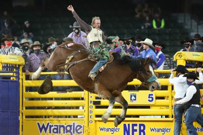 Wrangler National Finals Rodeo fans enjoy 'Super Bowl of Rodeo' in Texas for first time since 1961