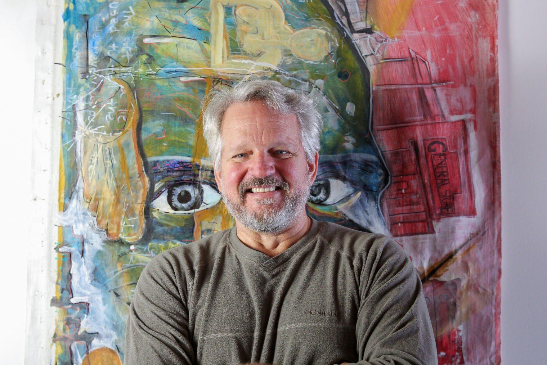 Create Arlington provides community workspace artists, entrepreneurs