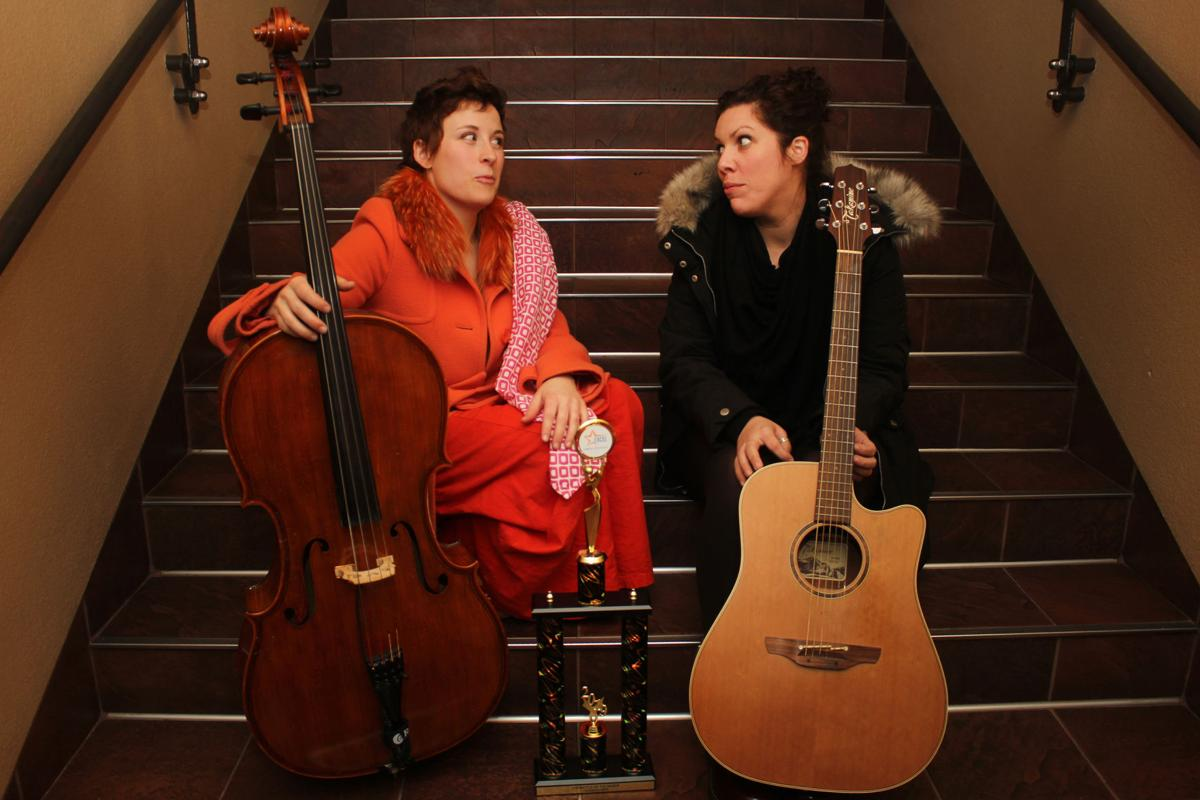 Q&A: Female duo Verm & Loretta talk inspiration, advice for aspiring musicians