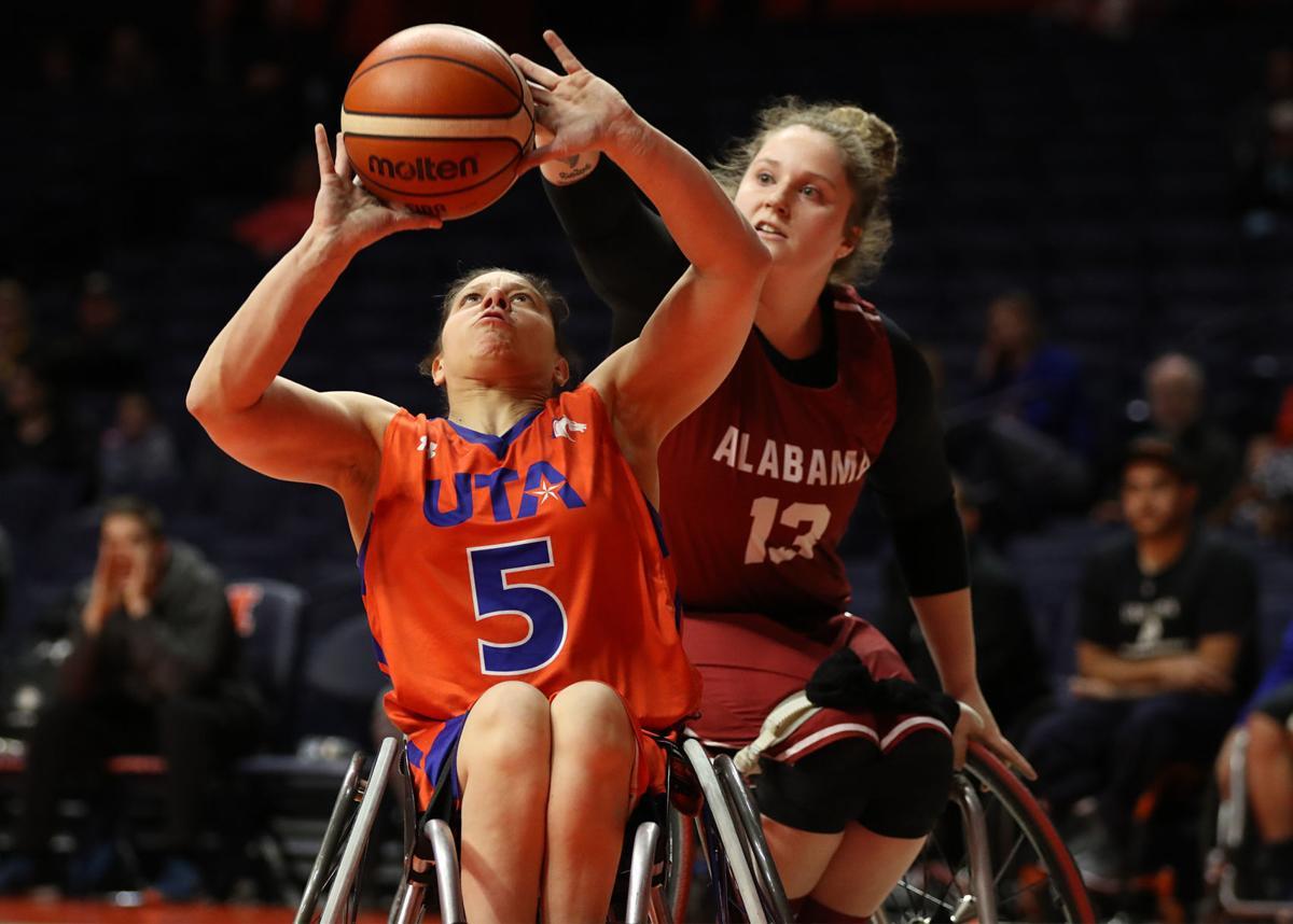 Wheelchair basketball: a breakdown of the basics
