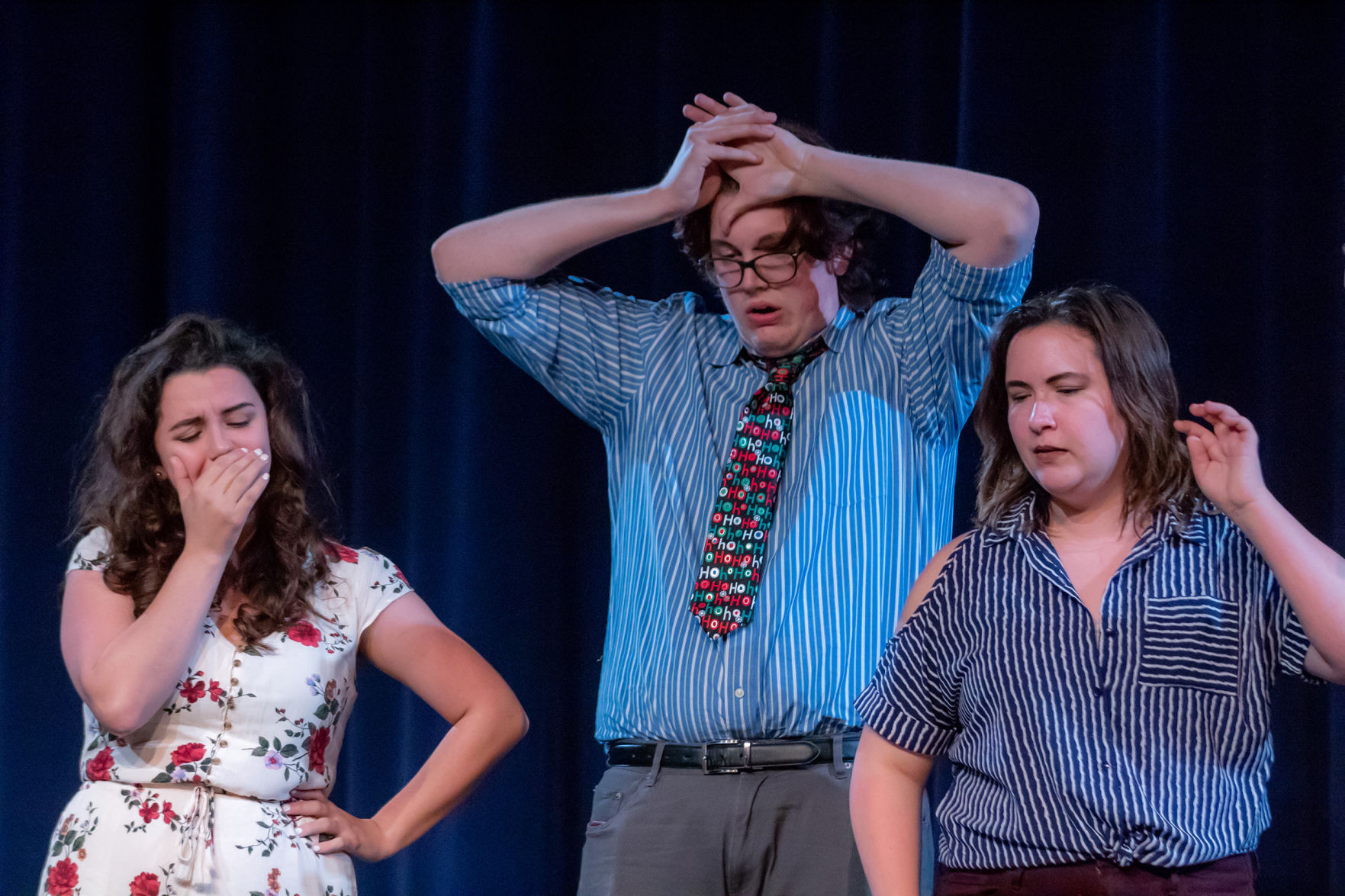 5 things you missed from the Flight 12 Improv shows