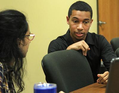 Freshman senators foster competition, follow-through in Student Government