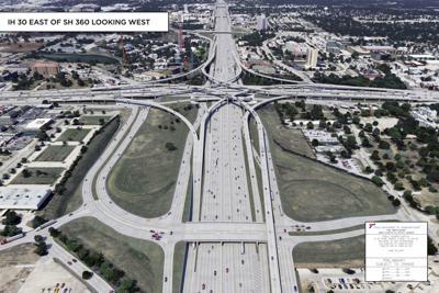 State Highway 360 to see lane closures Saturday