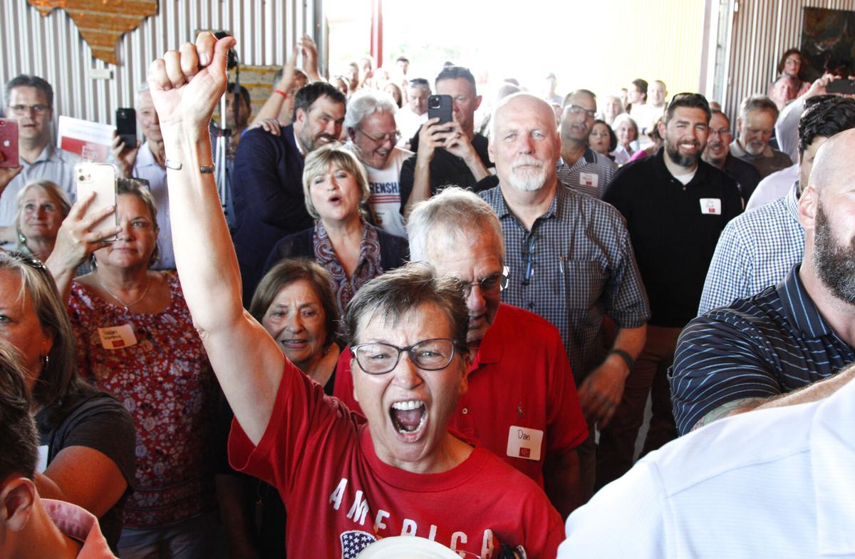 Republican candidates host rallies ahead of special runoff election early voting