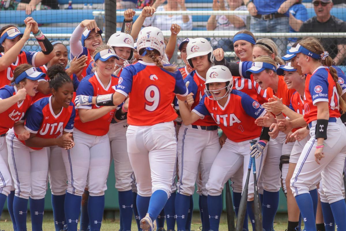 UTA softball defeats Georgia Southern University to secure three-game series