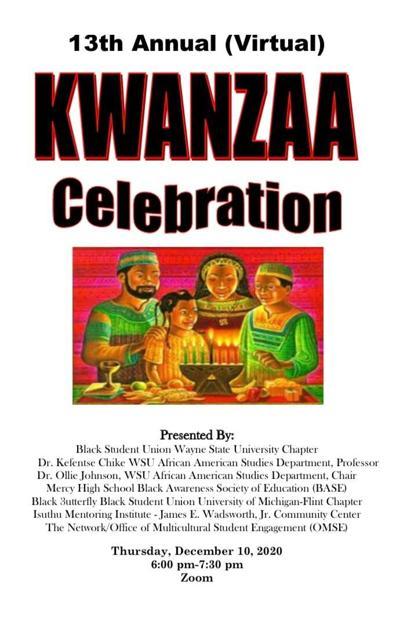 BSU virtually connects community to celebrate Kwanzaa