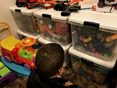 """""""All children pretty much go through a phase of collecting and saving. It's actually a very good phase for them to go through; they learn all types of skills,"""""""