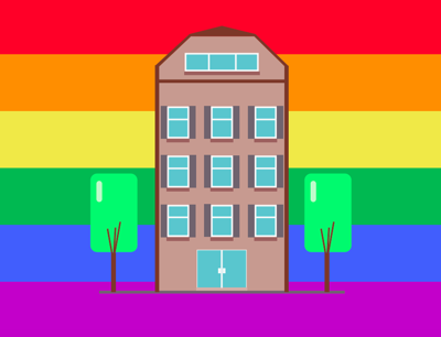 Housing space for LGBTQ students in progress