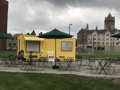 Two years in the making: WSU celebrates new park on Woodward and Warren
