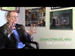 Sit Down with Dean of Students David Strauss