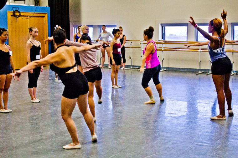 Wayne State hosts Complexions Summer Dance Intensive