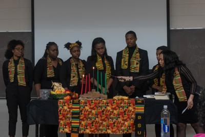 Black Student Union celebrates 11th annual Kwanzaa