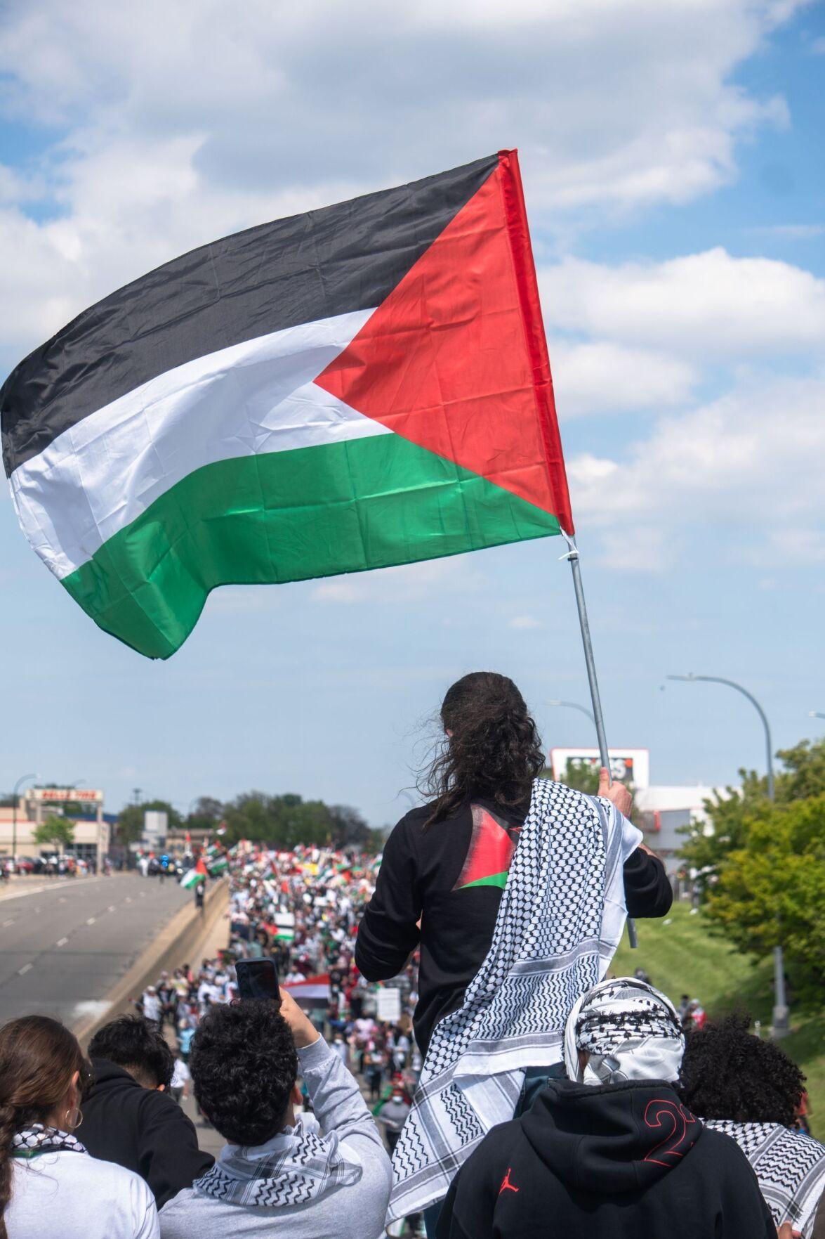 March for Jerusalem 1