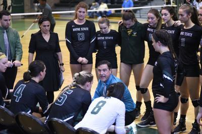WSU volleyball aims for fourth consecutive postseason berth
