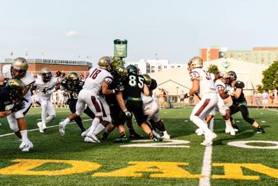WSU football routs Walsh University in season opener