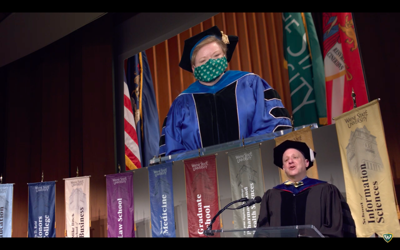 WSU celebrates 2021 graduates with virtual commencement