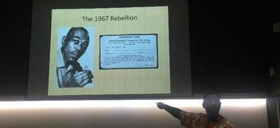 Historian gives tour through Detroit history