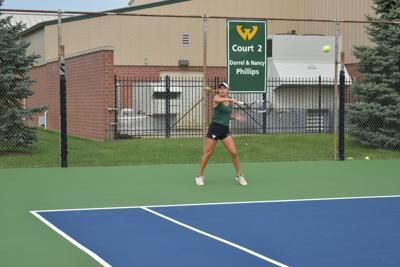 Women's tennis prepares for GLIAC tournament