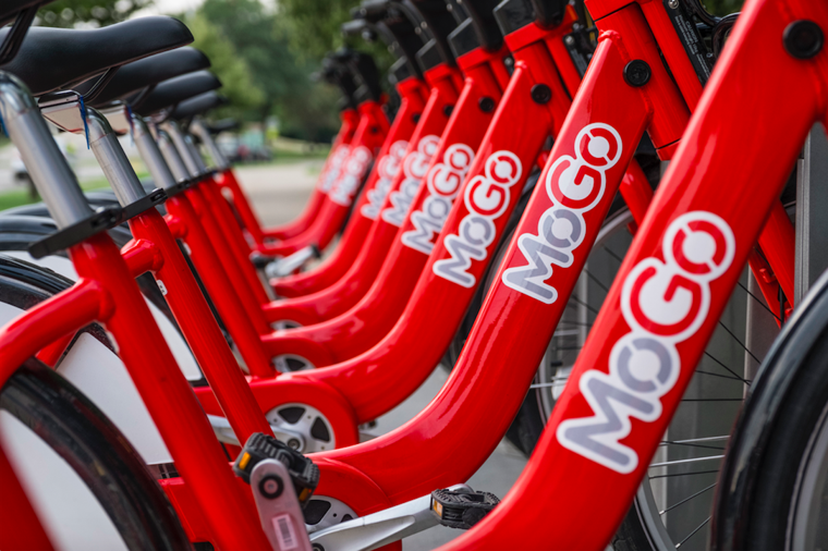 """""""These bikes are so good for Detroit because they can be used by everyone, for anything."""""""