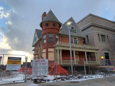 Mackenzie House to be relocated this month
