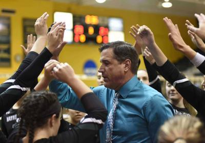 WSU volleyball splits final day of Warrior Invitational