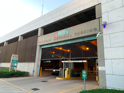 WSU discontinues use of parking structure