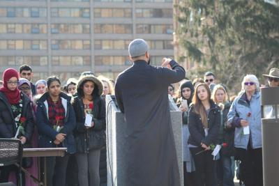WSU community gathers to mourn victims of Christchurch