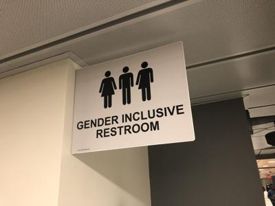 Gender-neutral bathrooms inaccessible for students