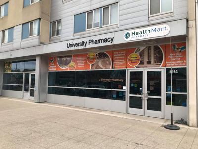 University Pharmacy to close its doors permanently
