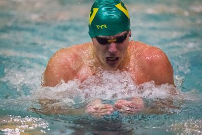 WSU swimmer wins individual national championship, posts school record