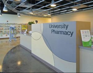 University Pharmacy faces uncertain future on campus