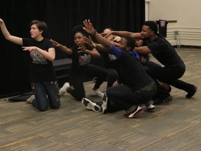 WSU Freedom Players prepare to take on world's largest theater festival