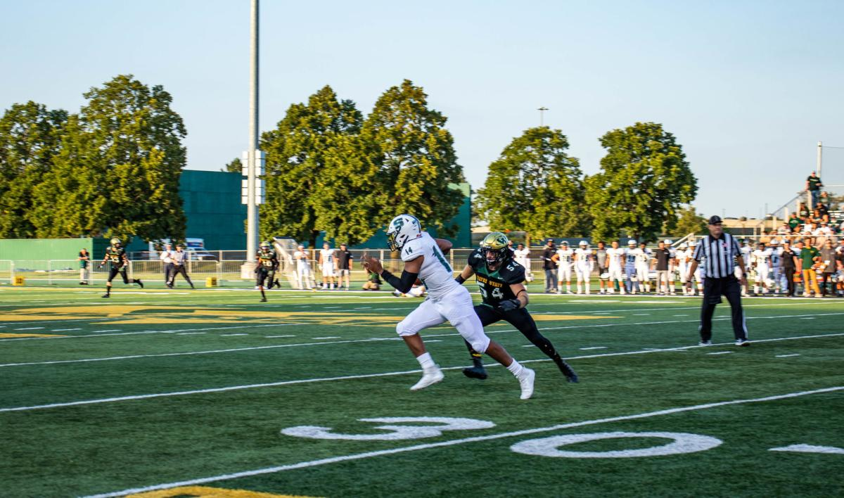 WSU football game #1 | | thesouthend wayne edu